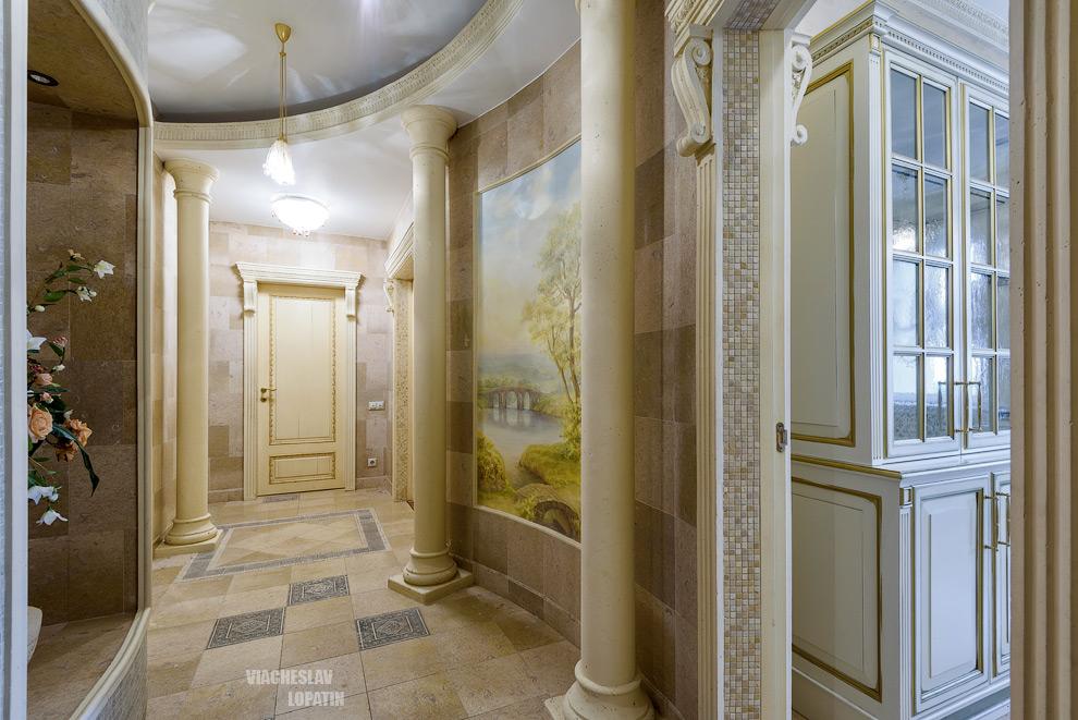 Интерьерная фотосъемка: холл