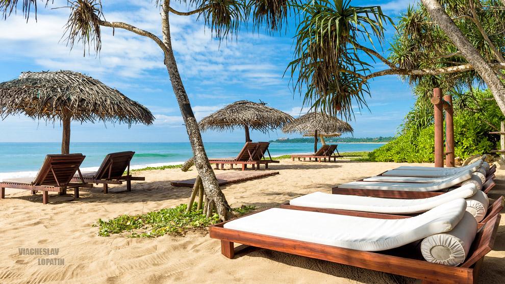 Фотосъемка отеля: вид на пляж