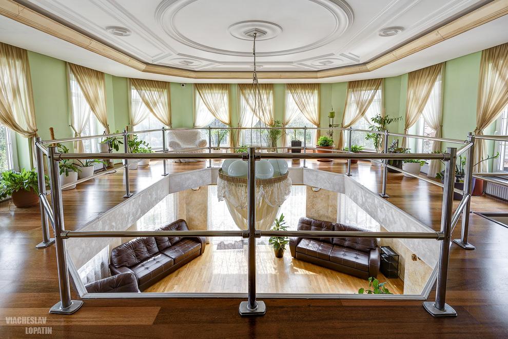 Фотосъемка интерьера: второй этаж