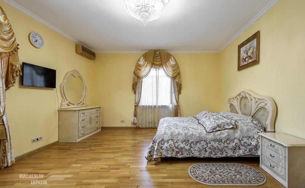 Фотосъемка интерьера: спальня