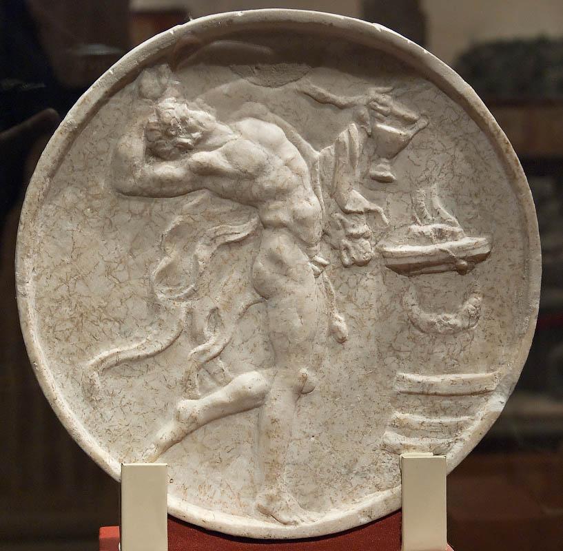 Помпеи: скульптура
